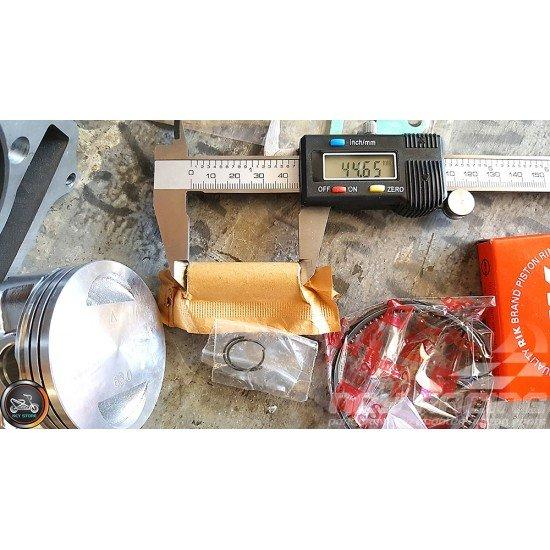 SSP-G Crankcase 63mm 180cc 2V Big Bore Power Kit (GY6 longcase)