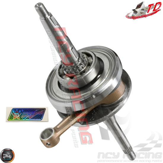 Taida Big Bore Combo 63mm 180cc C 4V w/Forged Piston Fit 54mm (GY6)