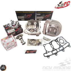 Taida Cylinder 61mm 171cc 2V Forged Big Bore Kit Quad Combo Fit 54mm (GY6)