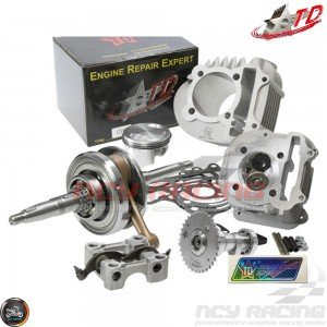 Taida Big Bore Combo 63mm 180cc C 2V w/Forged Piston Fit 54mm (GY6)
