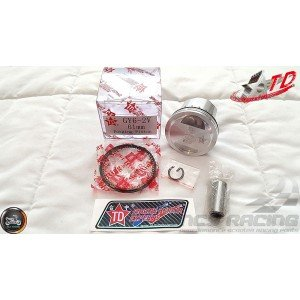 Taida Piston Forged 61mm 2V Set (GY6)