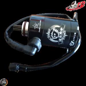 Taida Starter Motor High-Torque 4 Pole (GY6)