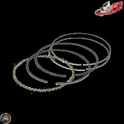 Taida Piston Rings 57.4mm 0.8/0.8/2.0 Set (GY6)