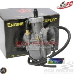 Taida Carburetor PE28 Racing (DIO, QMB, GY6)
