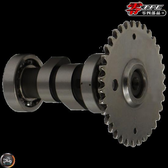 TFC Camshaft A8 2V 26.75/26.35 Performance (GY6)