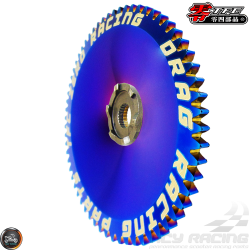 TFC Drive Face 114mm Forged Electroplated Blue +Star Him (Honda Dio)