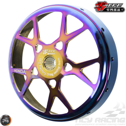TFC Clutch Bell 10-Spokes Forged V2 Neochrome (GY6, PCX)