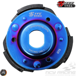 TFC Clutch Performance Titanium Coated (GY6, PCX)