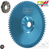 TWH Drive Face 114mm Forged Blue +Star Him (Honda Dio)