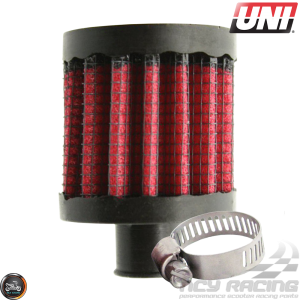 Uni Breather Filter 1/2in Clamp-On (UP-103)