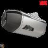 Yoshimura Exhaust RS-9 Stainless Slip Ons (Honda Grom)
