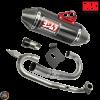 Yoshimura Exhaust RS-2 Carbon Full System (Kawasaki Z125)