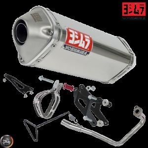 Yoshimura Exhaust TRC Racing Stainless Full System (Honda Ruckus)